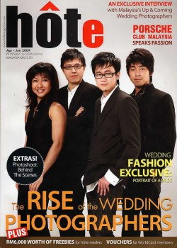 Hôte Magazine Malaysia – Rise of the Wedding Photographers, featuring Pretty In White's Wedding Gowns, with our young up and coming photographers. NUYOU is Malaysia's leading Chinese-language fashion and beauty magazine. In each glossy informative page, you'll get sleek fashion as well as tips and tricks to looking and feeling fabulous. NUYOU's your companion but…